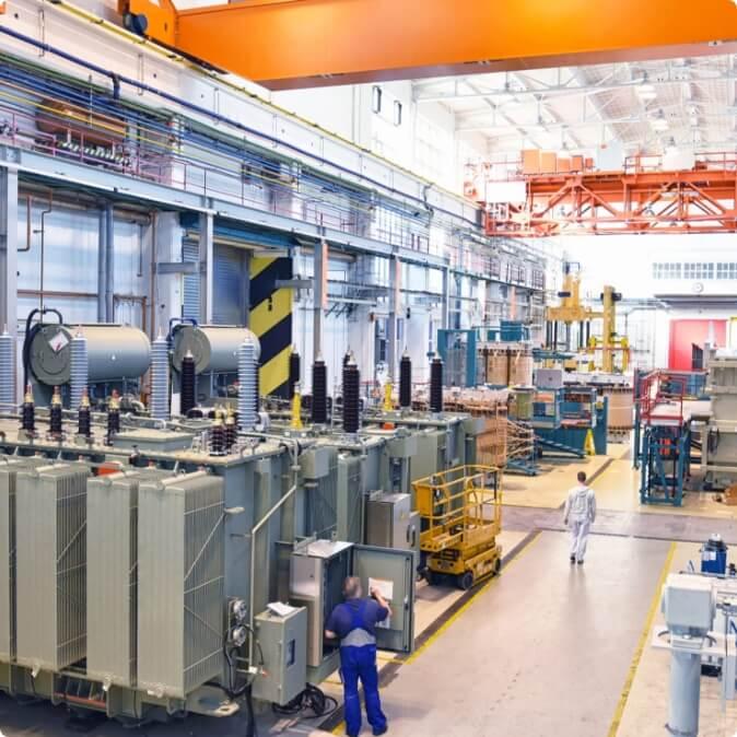 Intervenant dans le secteur industriel électrique en région PACA