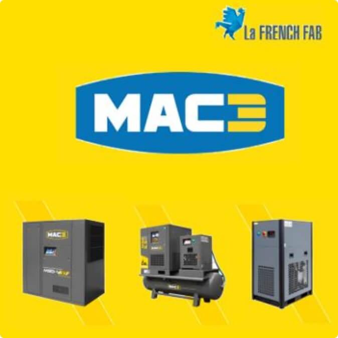 équipements compresseur d'air en PACA et en France - Groupe SDML