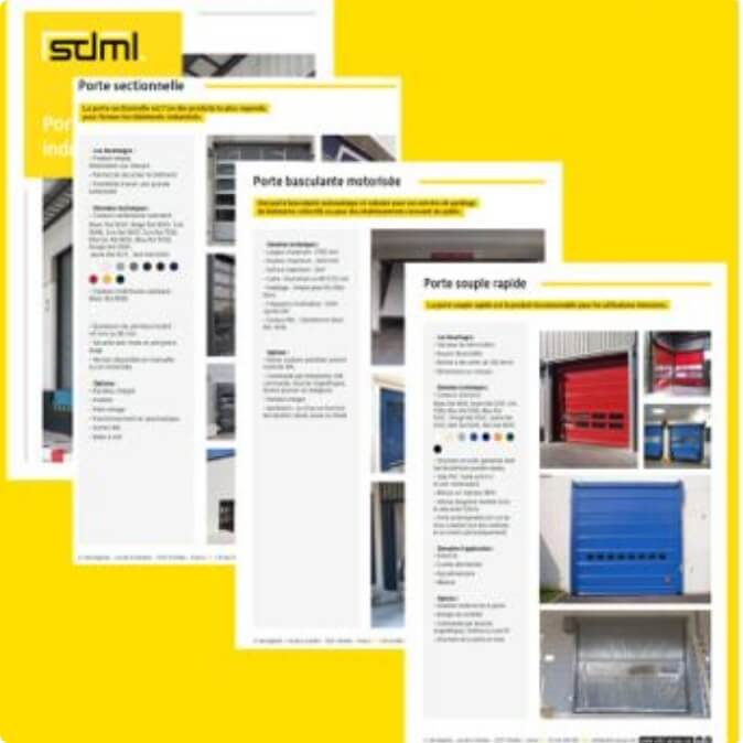 équipements en fermeture industrielle en PACA et en France - Groupe SDML