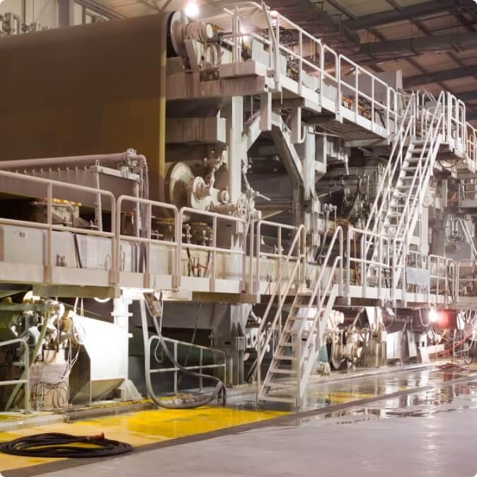 Equipements industriels dans le secteur de la papeterie en région PACA 1