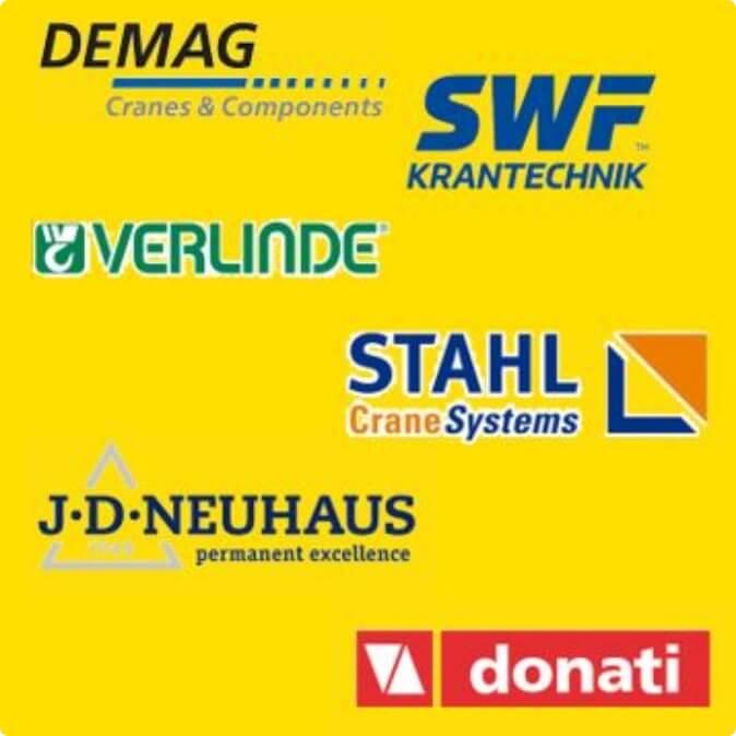 équipements en levage industriel en PACA et en France - Groupe SDML