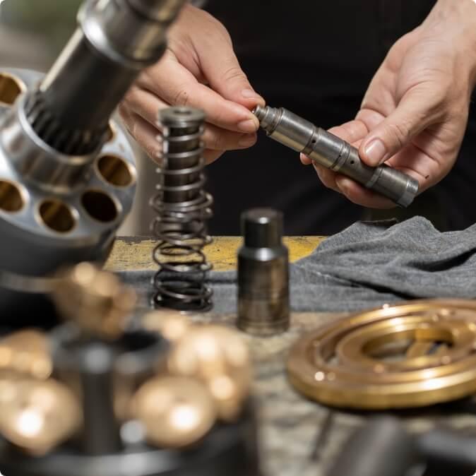 Contrat de maintenance curative industrielle en région PACA