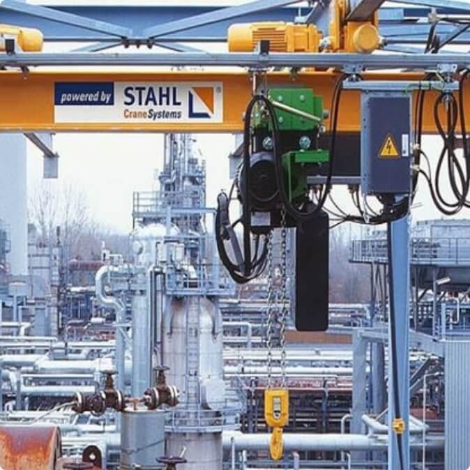 Equipement industriel dans le secteur Pétrochimie en région PACA 1